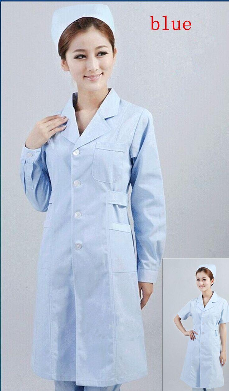 uniforme infirmiere | Femmes manteau médical vêtements Services médicaux uniforme ...