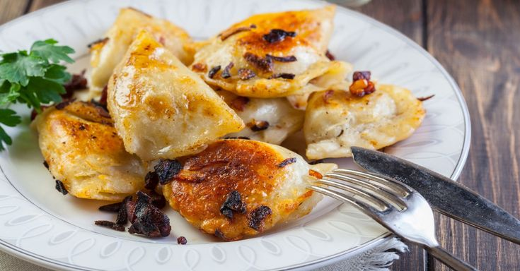 One thing that hardcore pierogi lovers dream of is a member of this dumpling dynasty that doesn't get a lot of play here in the United States: the meat filled pierogi!