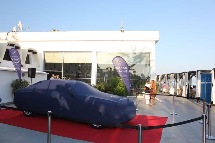 Presentación Mercedes Clase S2013 en Club La Cabane