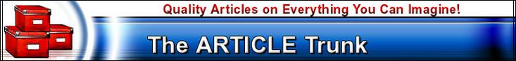 Find free articles and content for your web sites or newsletters