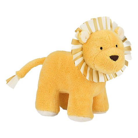 Buy Jellycat Chime Chums Lion Soft Toy Online at johnlewis.com