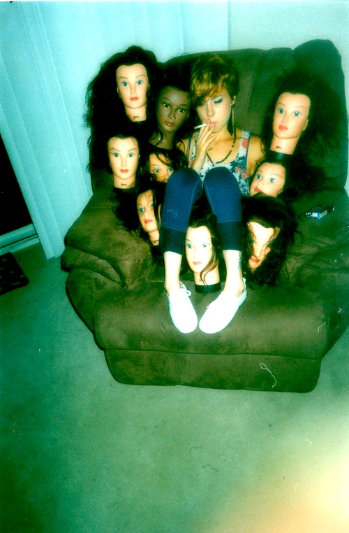 creepy but i love it Lil debbie, Smoke pictures, White girls