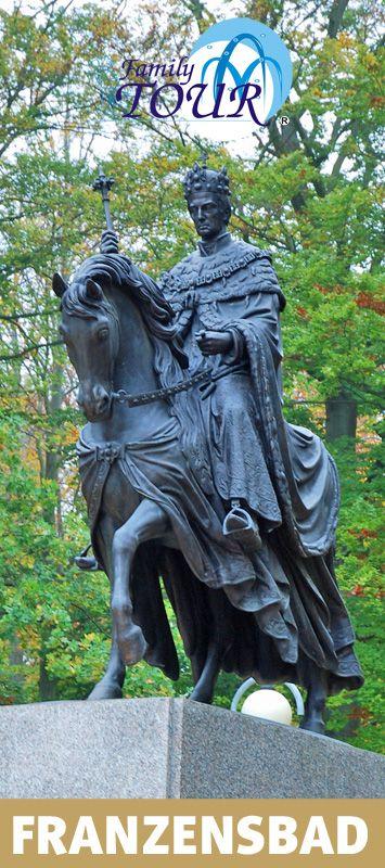 Cesarz Franciszek  http://czechy.travel.pl/oferta/czechy-kurort-franciszkowe-laznie-gorace-zrodla-borowiny-termalne-baseny-wspanialy-zdrowy-wypoczynek-wczasy-urlop/