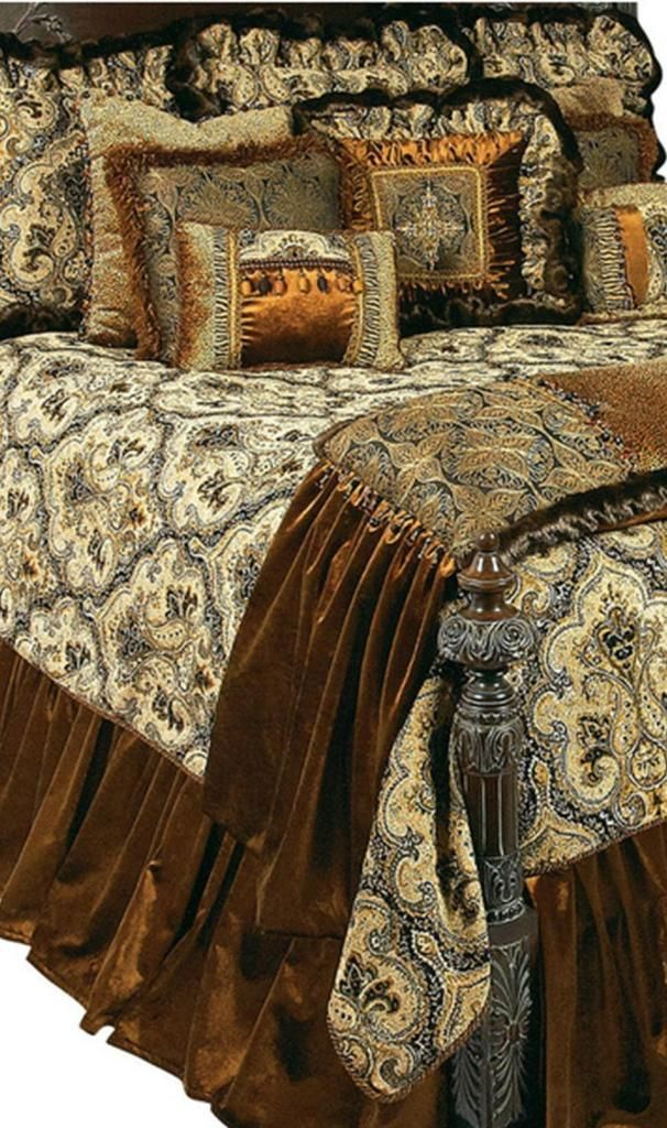 Luxury Bedding by Reilly-Chance Collection: Biltmore