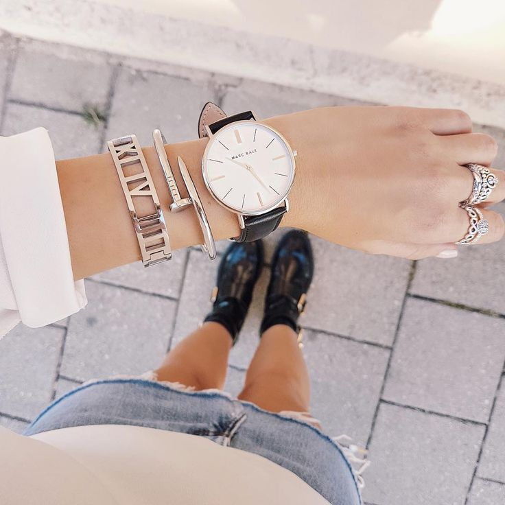See this Instagram photo by @wantgetrepeat • 1,765 likes wearing Marc Bale silver watch, Roman Empress Bangle, and Twisted Nail Bangle from @thepeachbox