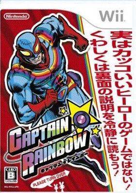 Captain Rainbow: