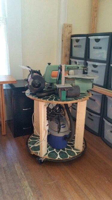 Upcycling Level Scadian 6 Quot Bench Grinder 1 Quot X30 Quot Belt