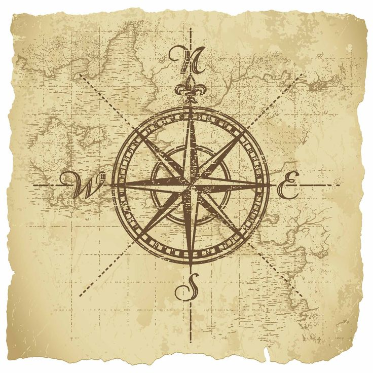 vintage compass design - Google Search