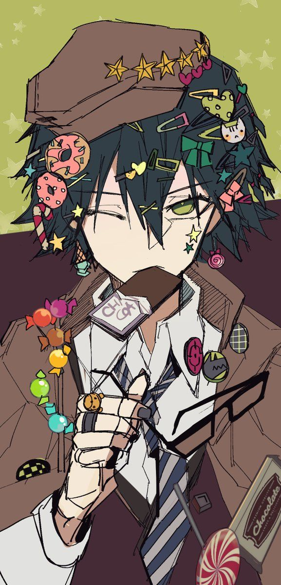 Ranpo Edogawa I kinda hated the fact that he wanted to ditch atsushi but then I couldn't stop loving him Although he's 2nd making Dazai first