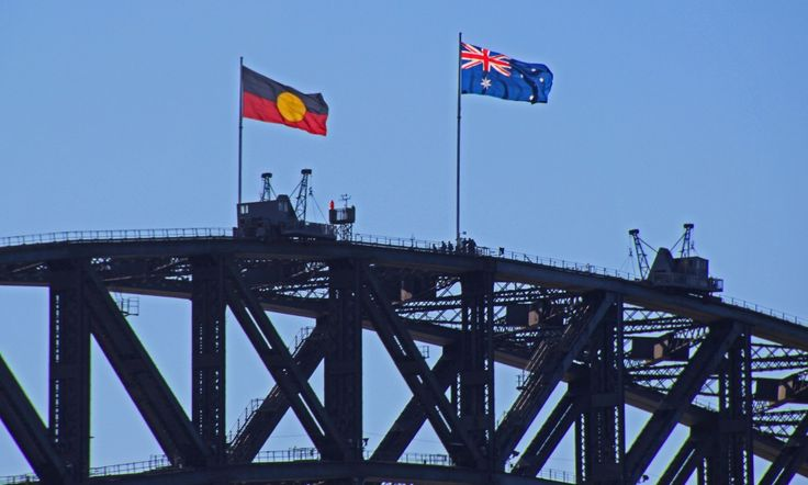 Getty Images Competitions | Competitions | Everyday Australia | Submit | Two flags fly proud
