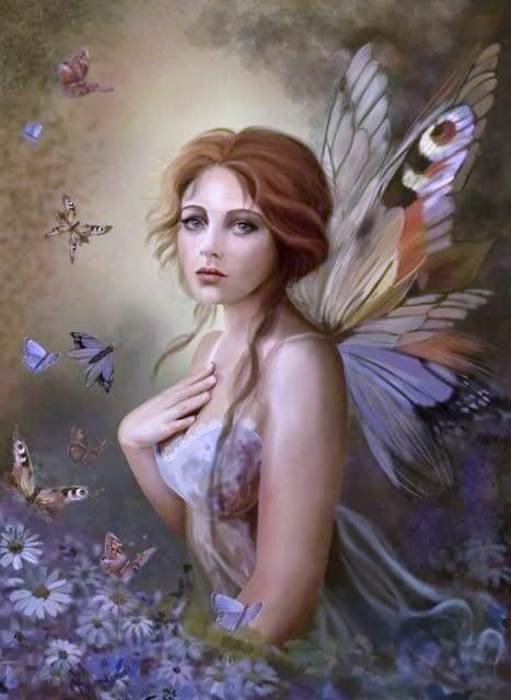 Flower fairy: