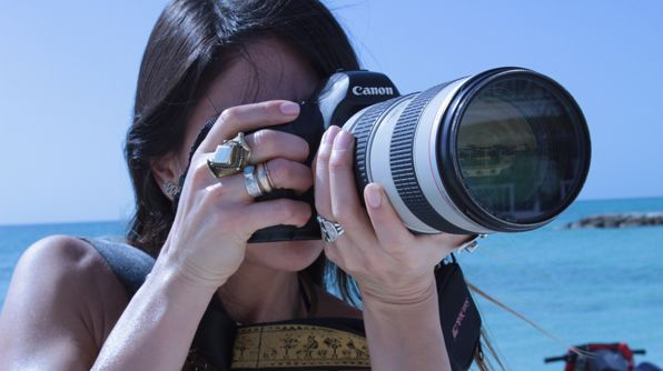 "Tips for Shooting Summertime Photos from pro photographer and TravelChannel.com host Lizzy ""Snaps"" Sullivan #traveltheworld"
