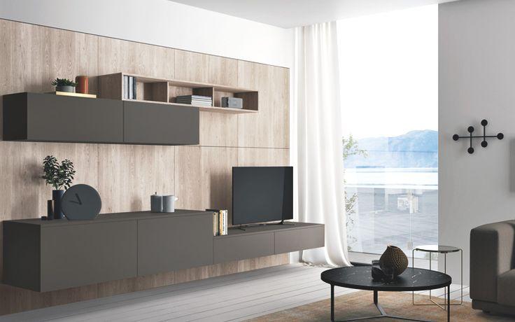Progetto SMART nr.4 - Living #soggiorno #living #home #design #furniture