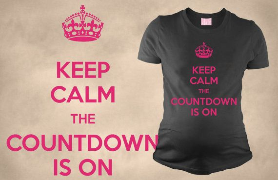 Hey, I found this really awesome Etsy listing at http://www.etsy.com/listing/164132972/maternity-t-shirts-tee-keep-calm-the