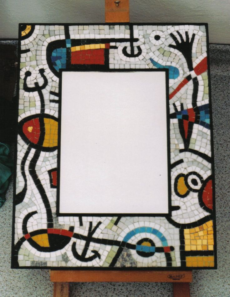 morden Mosaic    modern mosaics