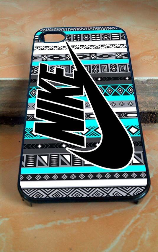 Nike mint aztec black  for iphone 4/4s/5/5c/5s/6 by usircantik