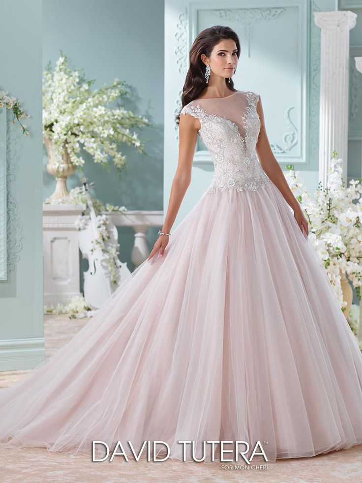 197 best david tutera bridal gowns images on pinterest wedding beautiful david tutera wedding dresses from the david tutera for mon cheri spring 2016 bridal collection junglespirit Choice Image