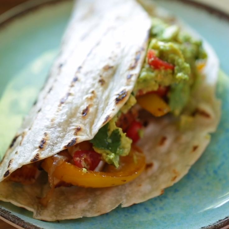 Tequila Lime Rooster Fajitas