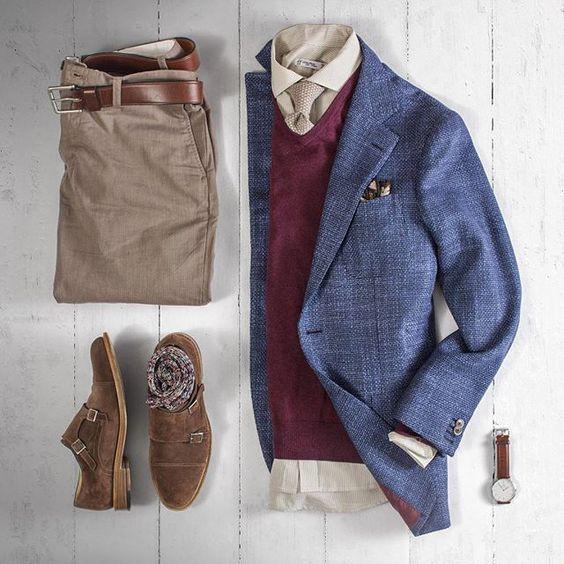 Macho Moda - Blog de Moda Masculina: Calça Marrom Masculina, dicas para usar e…