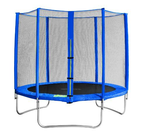 SixBros. SixJump 2,45 M Trampolino elastico da giardino blu esaminato da Intertek / GS | Rete di Sicurezza - CST245/L1603 SixBros. http://www.amazon.it/dp/B008DRPUFW/?tag=advert od-21