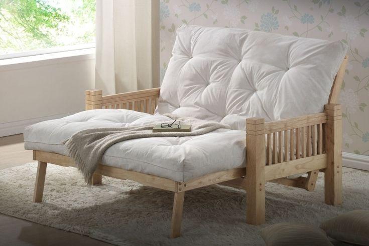 Two Seater Futon Sofa Bed
