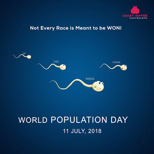 World Population By Race >> This Worldpopulationday Let Us Come Together And Raise