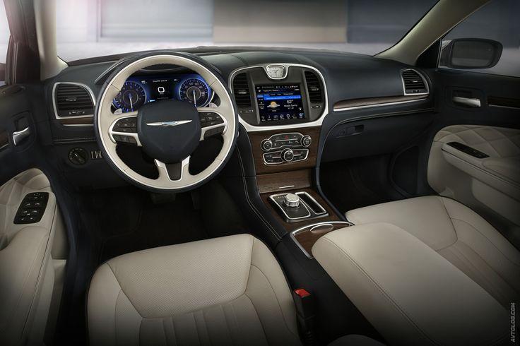 2015 Chrysler 300  #Chrysler_300 #HEMI #Chrysler_300C #Chrysler_300S #V8 #Chrysler #American_brands #2015MY #Serial #Los_Angeles_Auto_Show_2014 #Segment_E