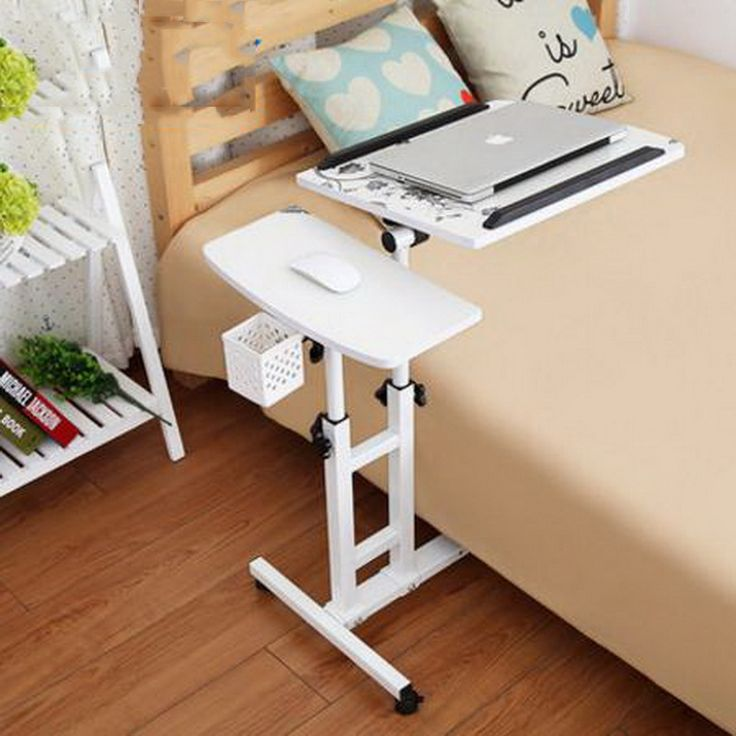 25 best ideas about Mobile Desk on Pinterest  Industrial home