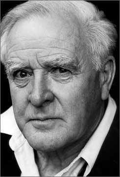 John le Carré was hired by Eton as a teacher before he went on to write spy novels.