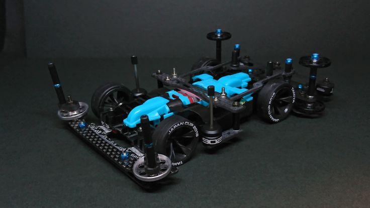 ミニ四駆 MA chassis 'Foo FIGHTER'