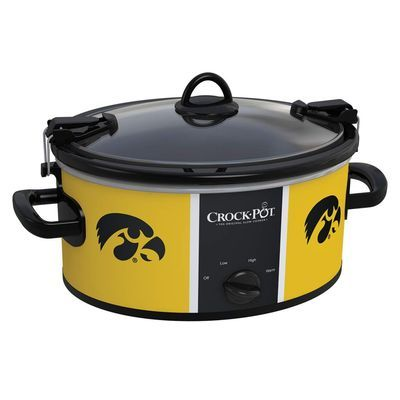 Iowa Hawkeyes Collegiate Crock-Pot® Cook