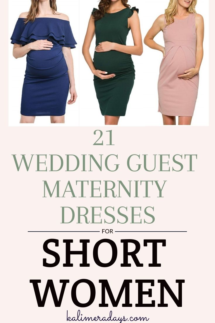 21 Wedding Guest Maternity Dresses For Short Women Dress For Short Women Maternity Dress Wedding Guest Dresses To Wear To A Wedding [ 1102 x 735 Pixel ]