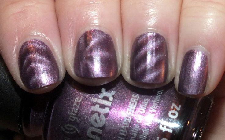 Esmaltes de uñas magnéticos