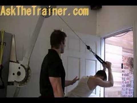 Tricep - Triceps extensions - 32-37-42