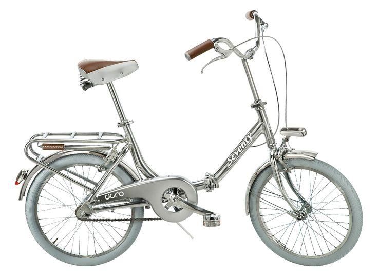 Bicycle - Cigno Seventy Marrone Berlino www.bernardisrl.net