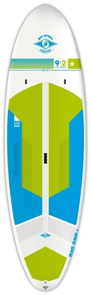 BIC Stand Up Paddle Hardboard Performer 9'2 White