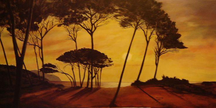 landscape by Eileen Frost