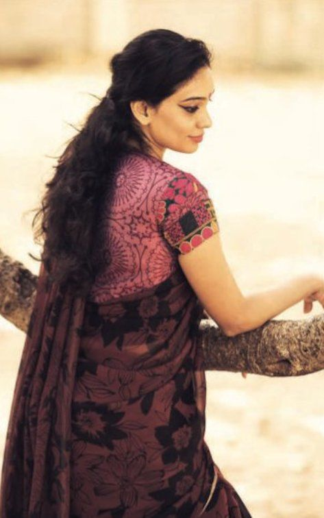 Calantha Wardrobe's Vintage Sari collection - original pin by @webjournal