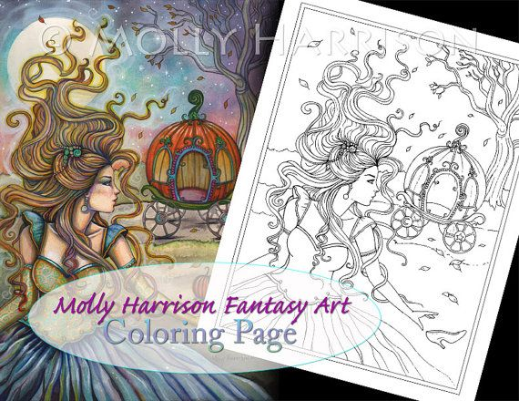 587 Best Images About Molly Harrison Fantasy Art Products