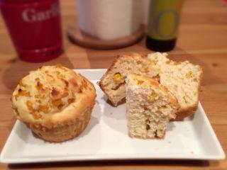 Cornbread - Muffin di mais