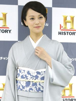 Riho Makise - Japanese actress