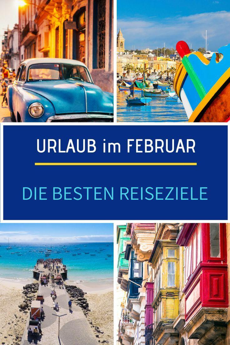 Urlaub Februar 2019