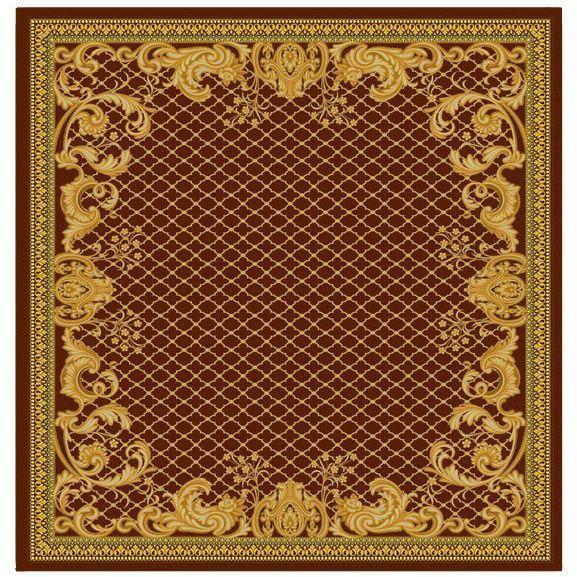 Ковер золотой узор Peterhoff #designe #carpet #decor