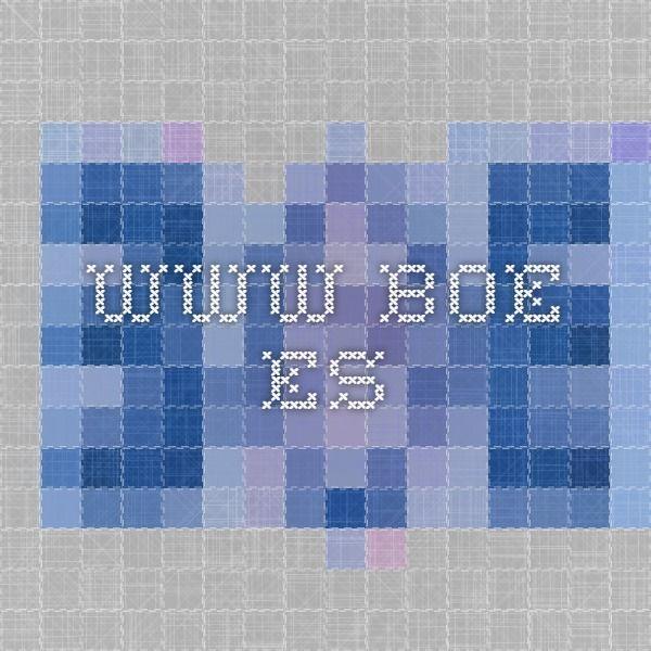 www.boe.es