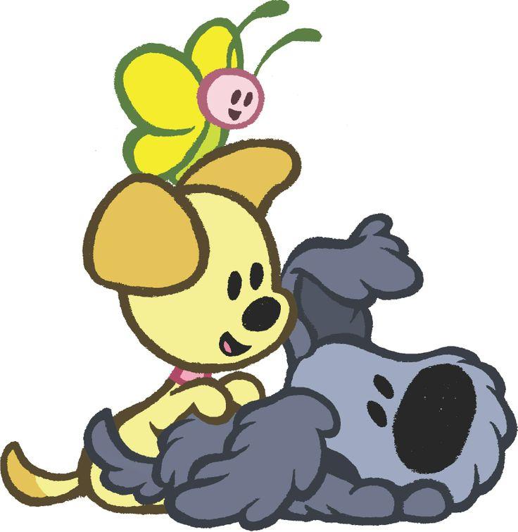 Woezel, Pip en Vlindertje ook een favoriet!