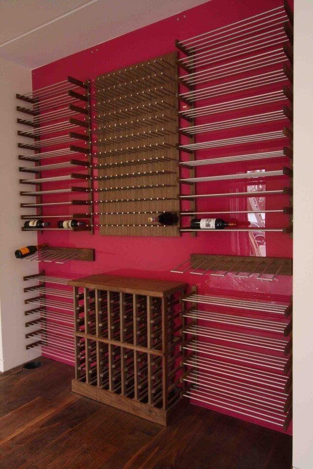 Modern Wine Cellar Gallery | Evolution Wine Rooms | Custom Handcrafted Wine Cellars