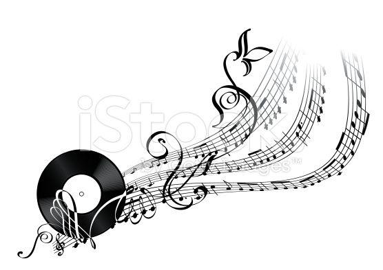 Music arte vettoriale stock royalty-free