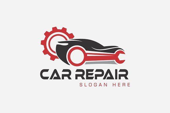Car Repair Logo  @creativework247