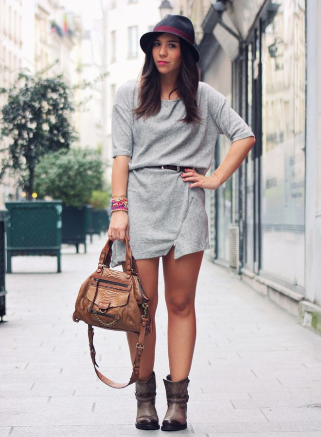 Casual Indie Mens Fashion Outfits Style 8: American Vintage Dress By @Pat Bennie Smith Anais On Her