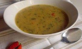 Kořeněná marocká polévka z cizrny